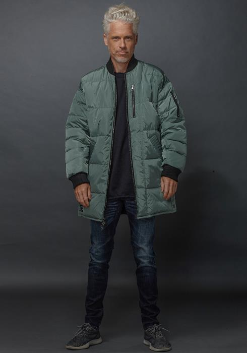 Konus Men Clothing Noah Parka