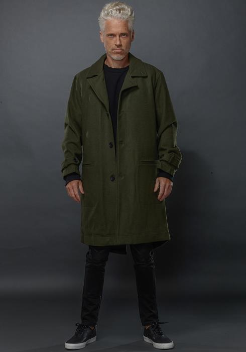 Konus Trench Men Clothing Jacket