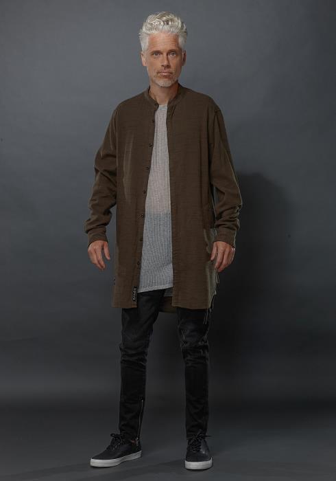 Konus Men Clothing Redan Button Up Shirt