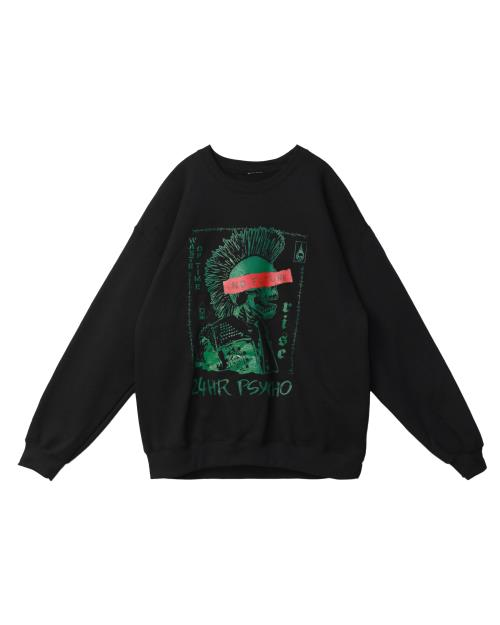 Blank State 24HR Psycho Sweatshirts