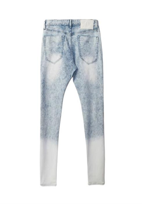 KONUS ACID WASHED BLUE DENIM / HUNT