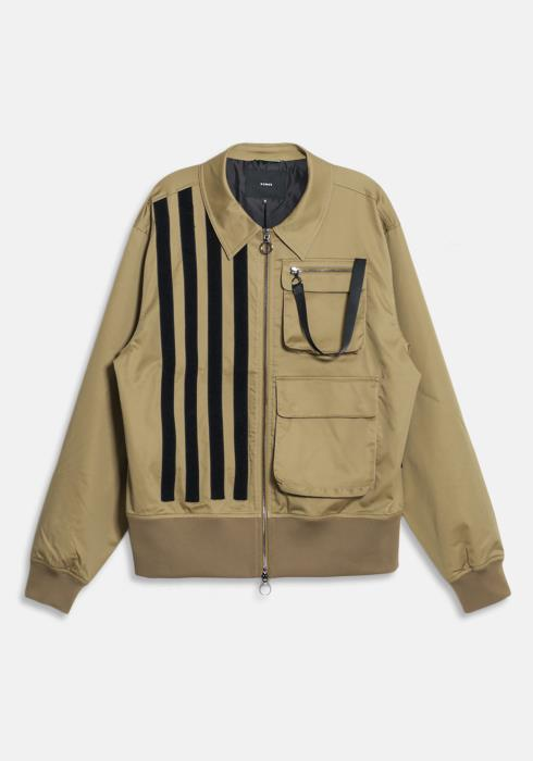 Konus Blouson Jacket with Bellow Flap Pockets and Removable Pocket