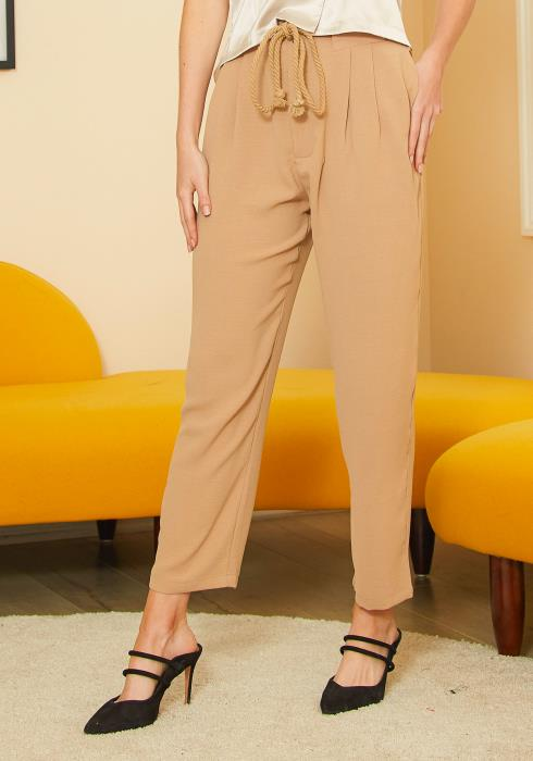 Tansy Paperbag Trouser Pants