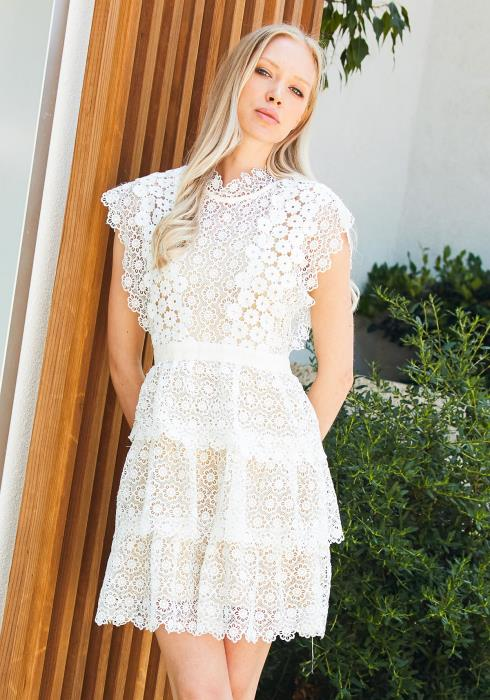 Tansy Laced Party Dress