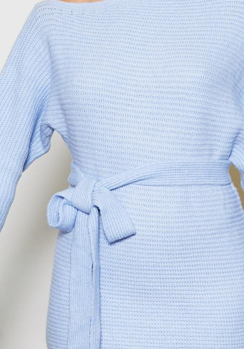 Tansy Sky Blue Cozy Women