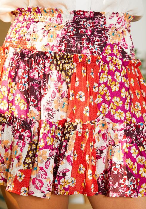 Tansy Wild Flower Print Women