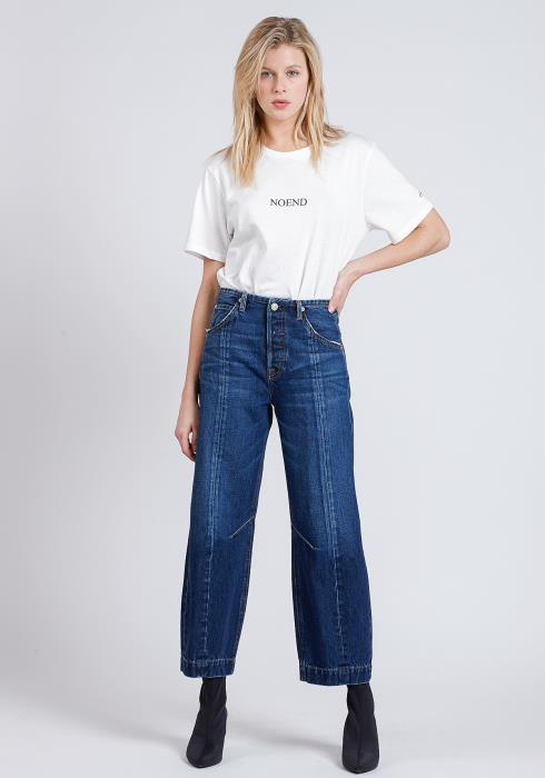 NOEND QUEEN - WIDE LEG CROP