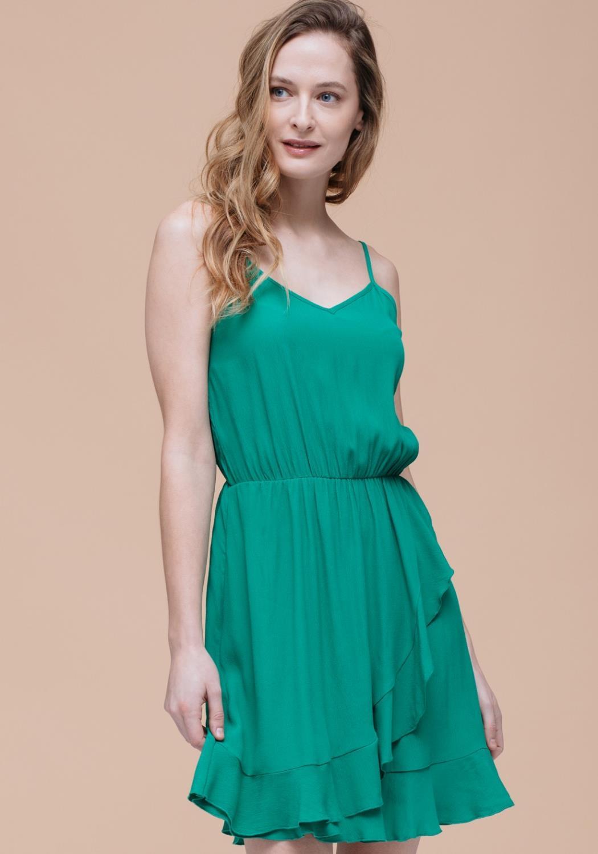 Cinched Waist Dress