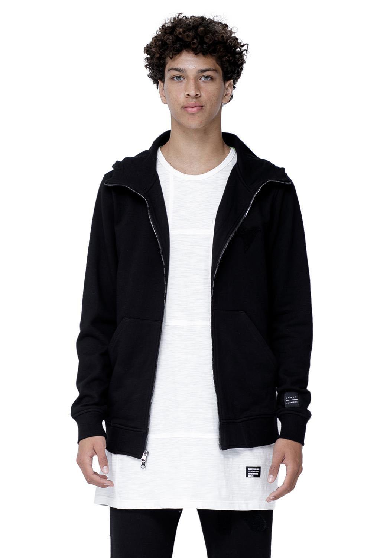 Konus Men Clothing Laurel Zip Up Jacket