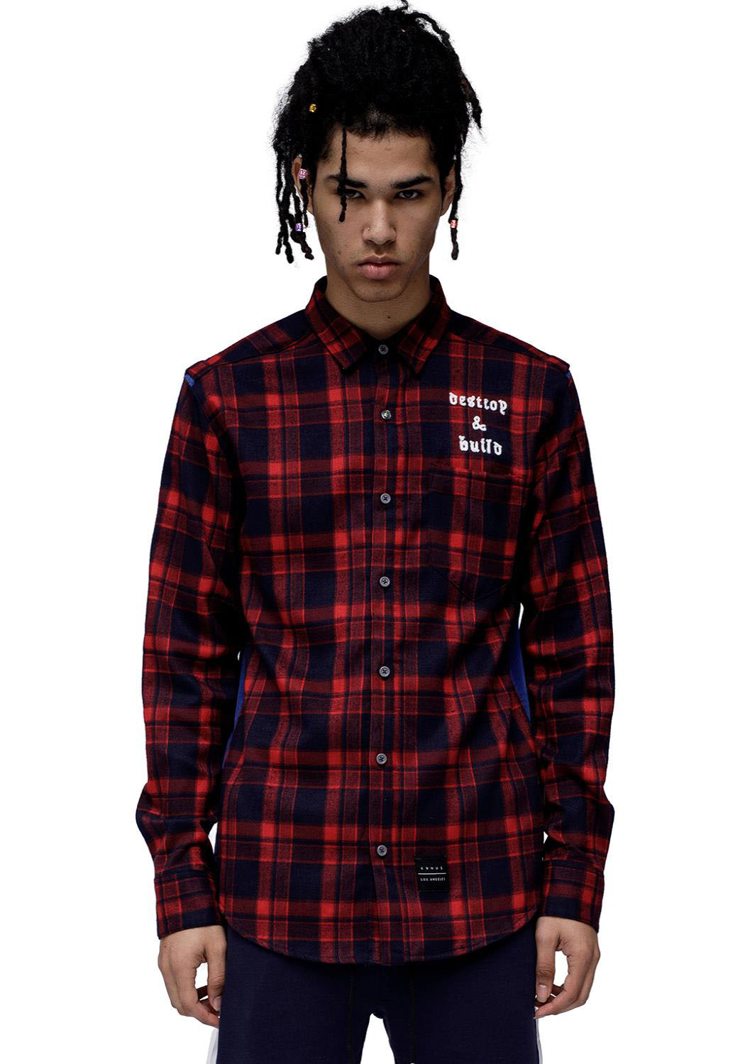 Konus Men Clothing Windsor Flannel