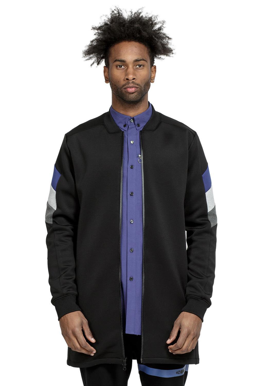 Konus Men Clothing Kirkwall Bomber Jacket