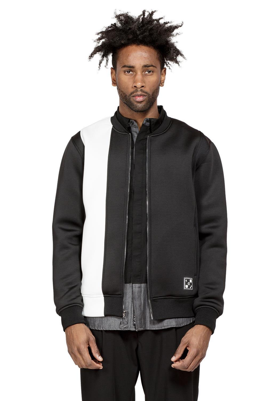 Konus Men Clothing Dimas Zip Up Jacket