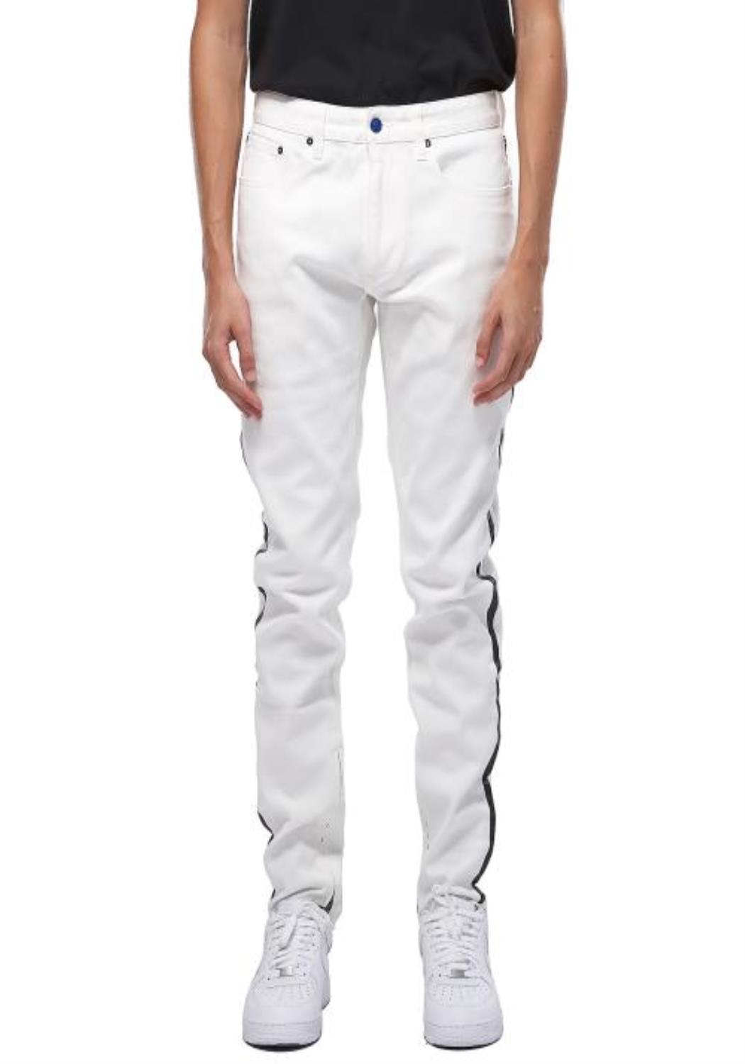 Konus Side Stripe S2 Track Zip Jeans
