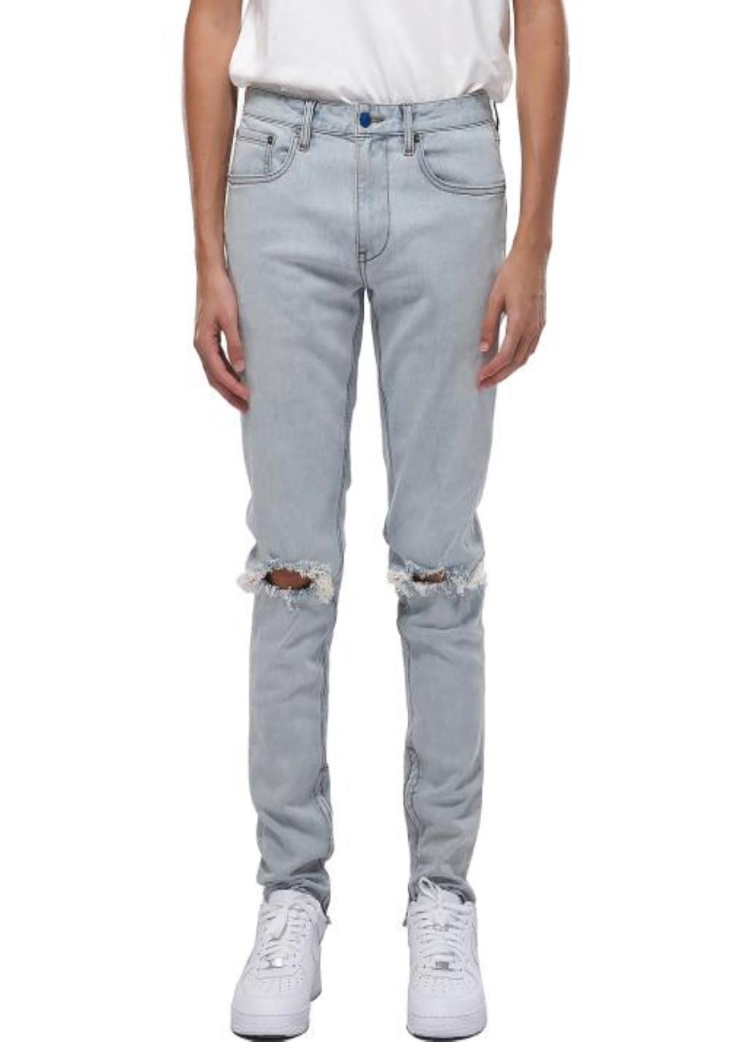 Konus Washed Out S2 Zipper Jeans