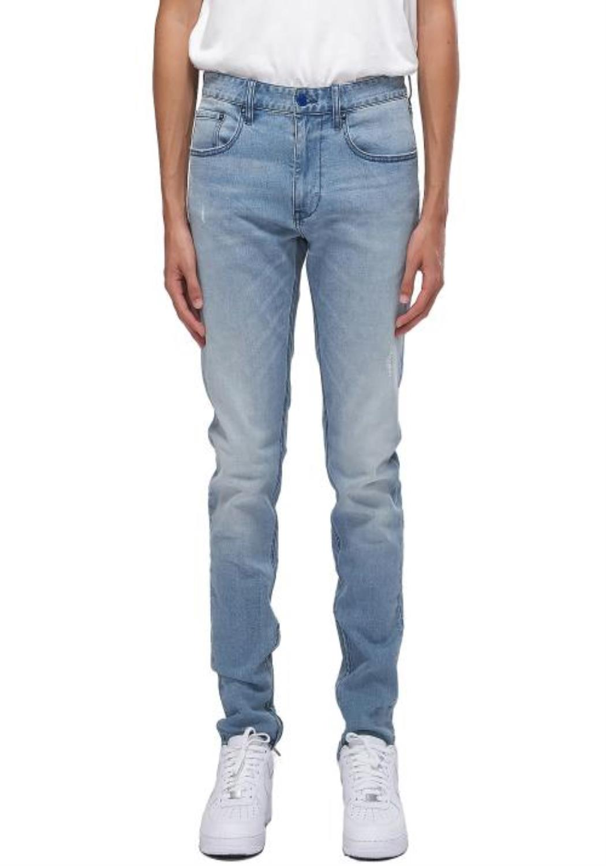 Konus Stone Wash S2 Zipper Jeans