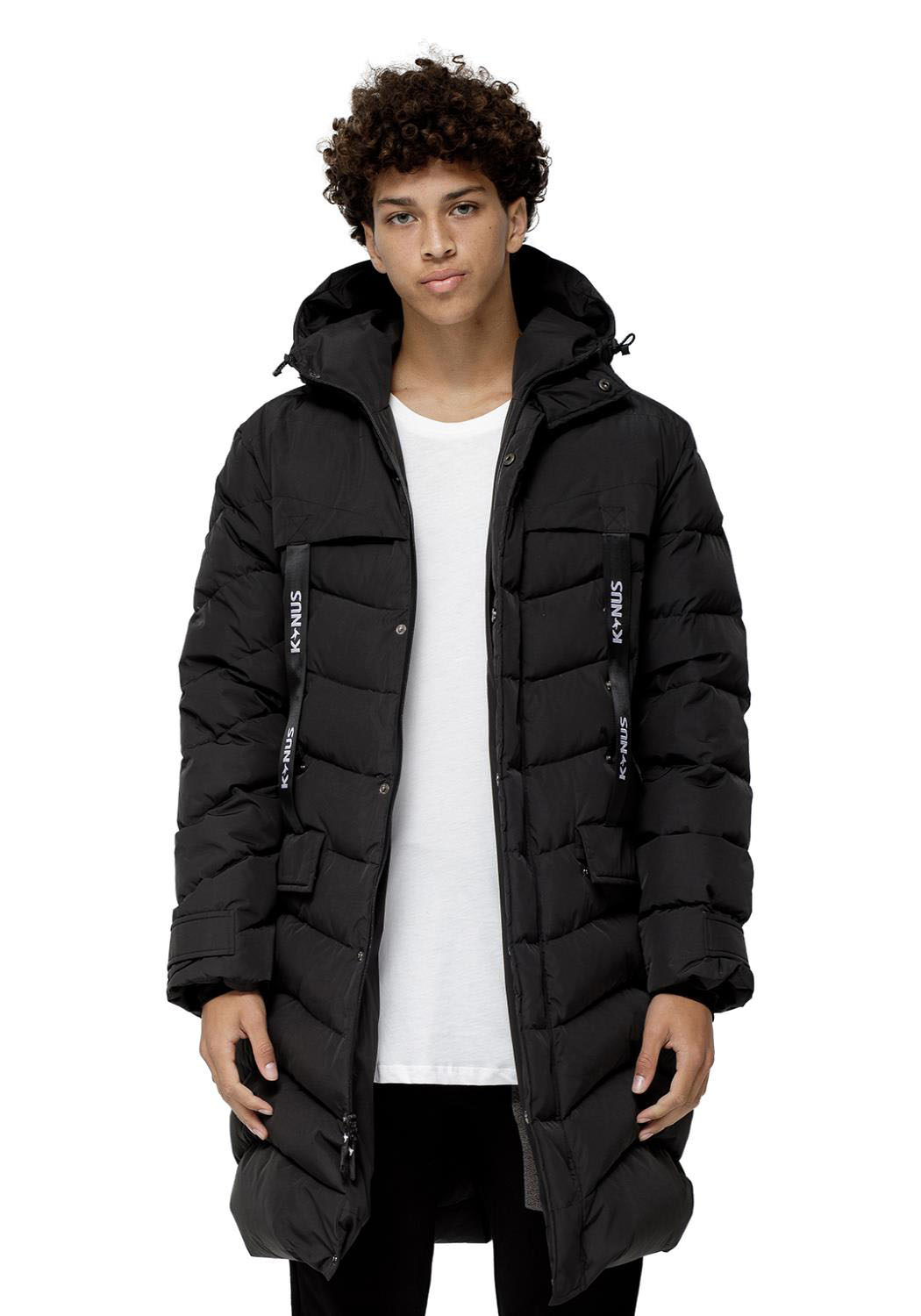 Konus Highland Long Parka Men Clothing