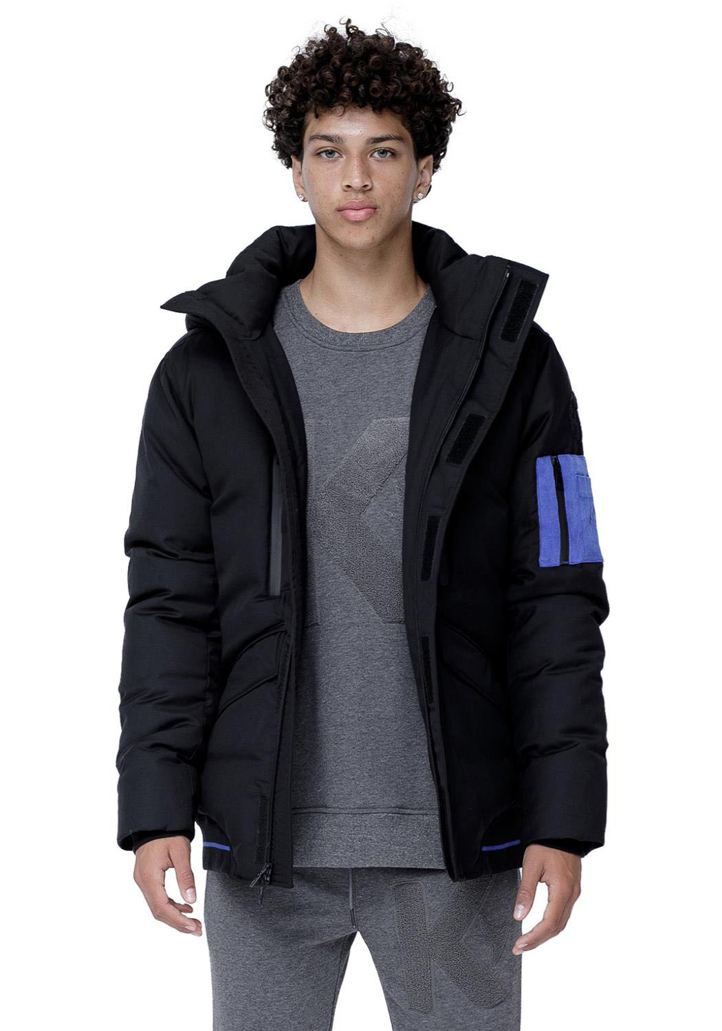 Konus Howard Men Clothing Parka