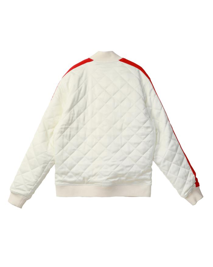 KONUS QUILTED SATIN JACKET / DRIVE