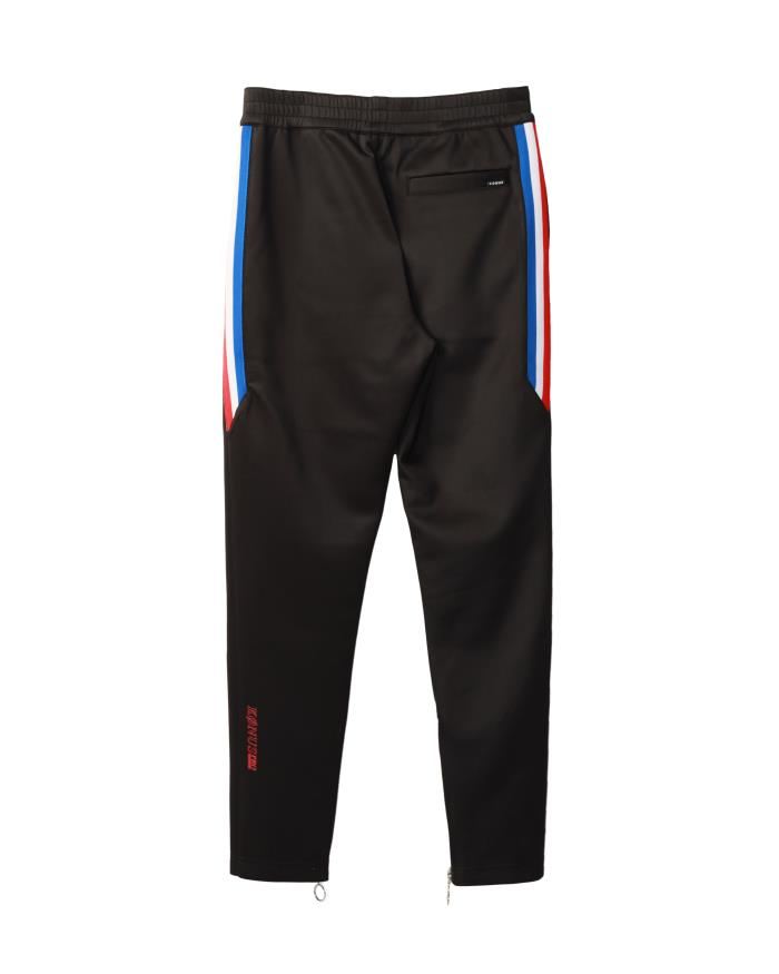KONUS TRACK PANTS WITH KNIT TAPE / ASTON