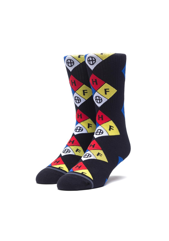 HUF- Hazard Socks