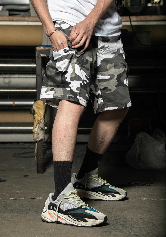 Rothco BDU combat shorts