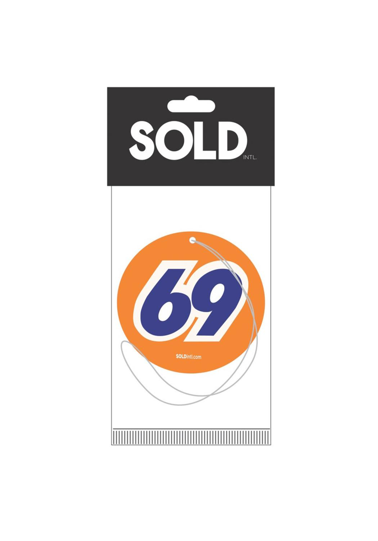 SOLD INTL 69 Air Freshener