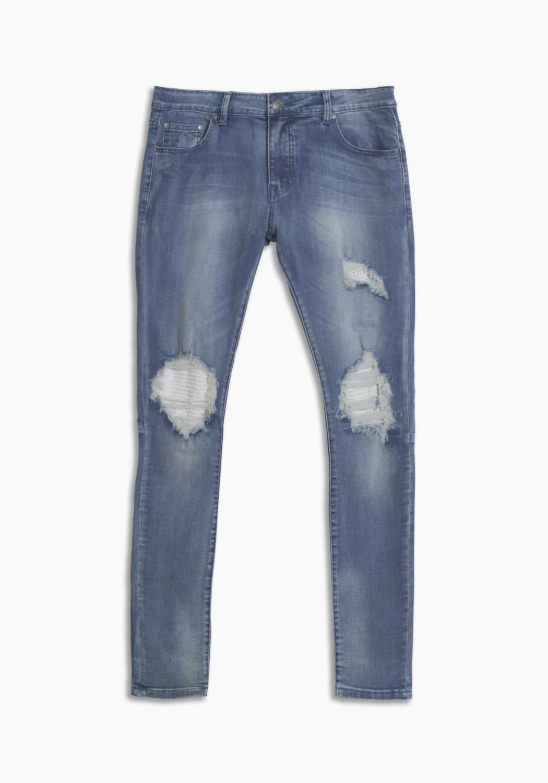 Kuwalla Essential 5 Pocket Skinny Jeans