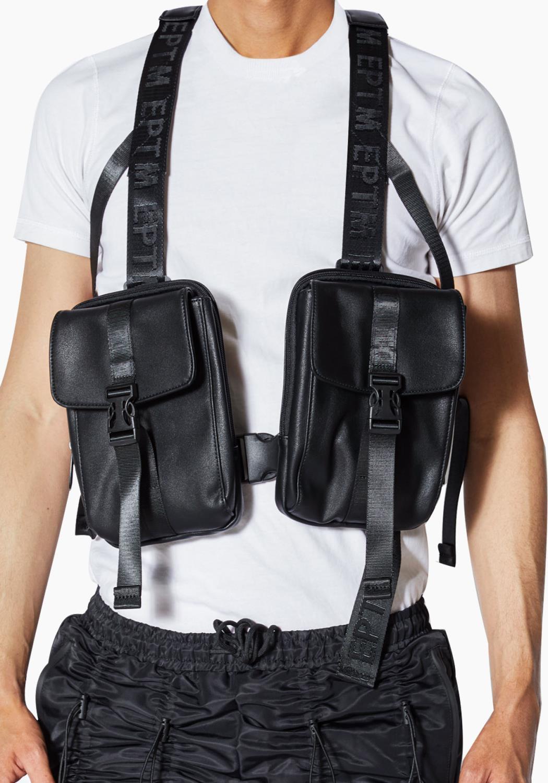 EPTM Harness Bag in Black