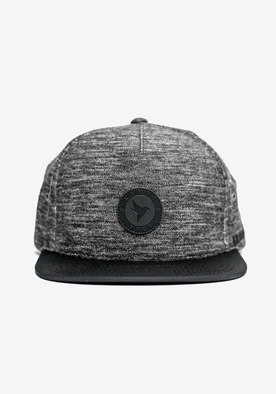 5 Panel Hat with Adjustable Strap