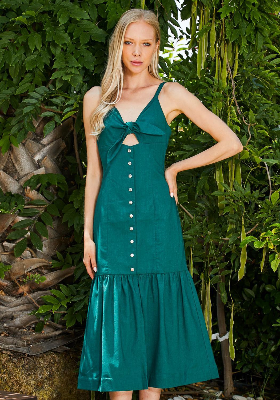 Tansy Maxi Mermaid Dress