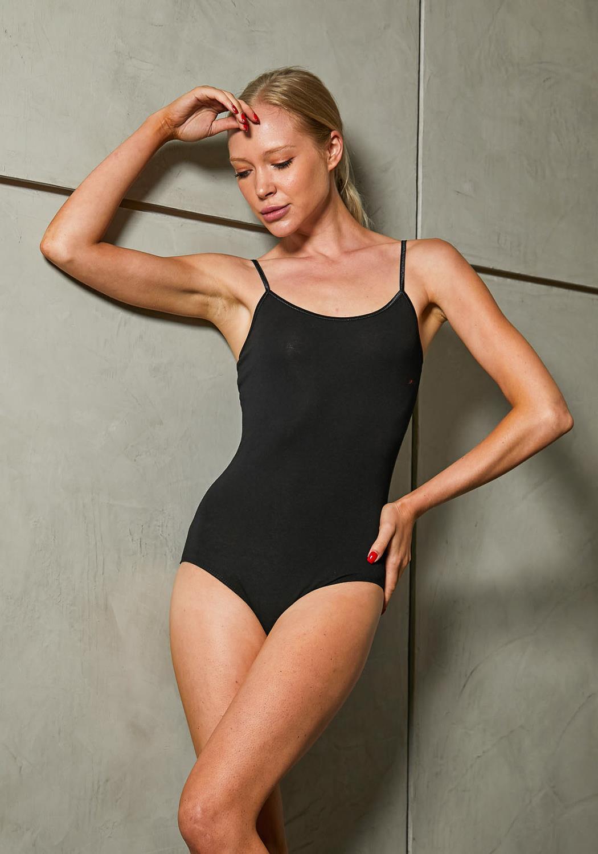 Tansy Basic Cami Bodysuit