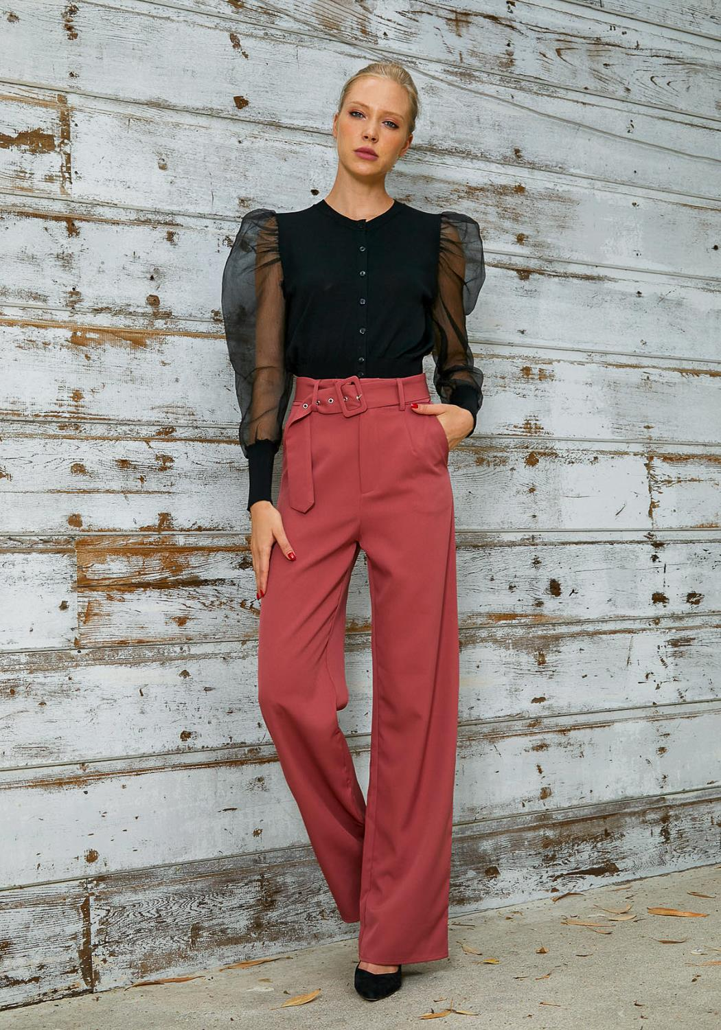 Tansy Women Dress Pants