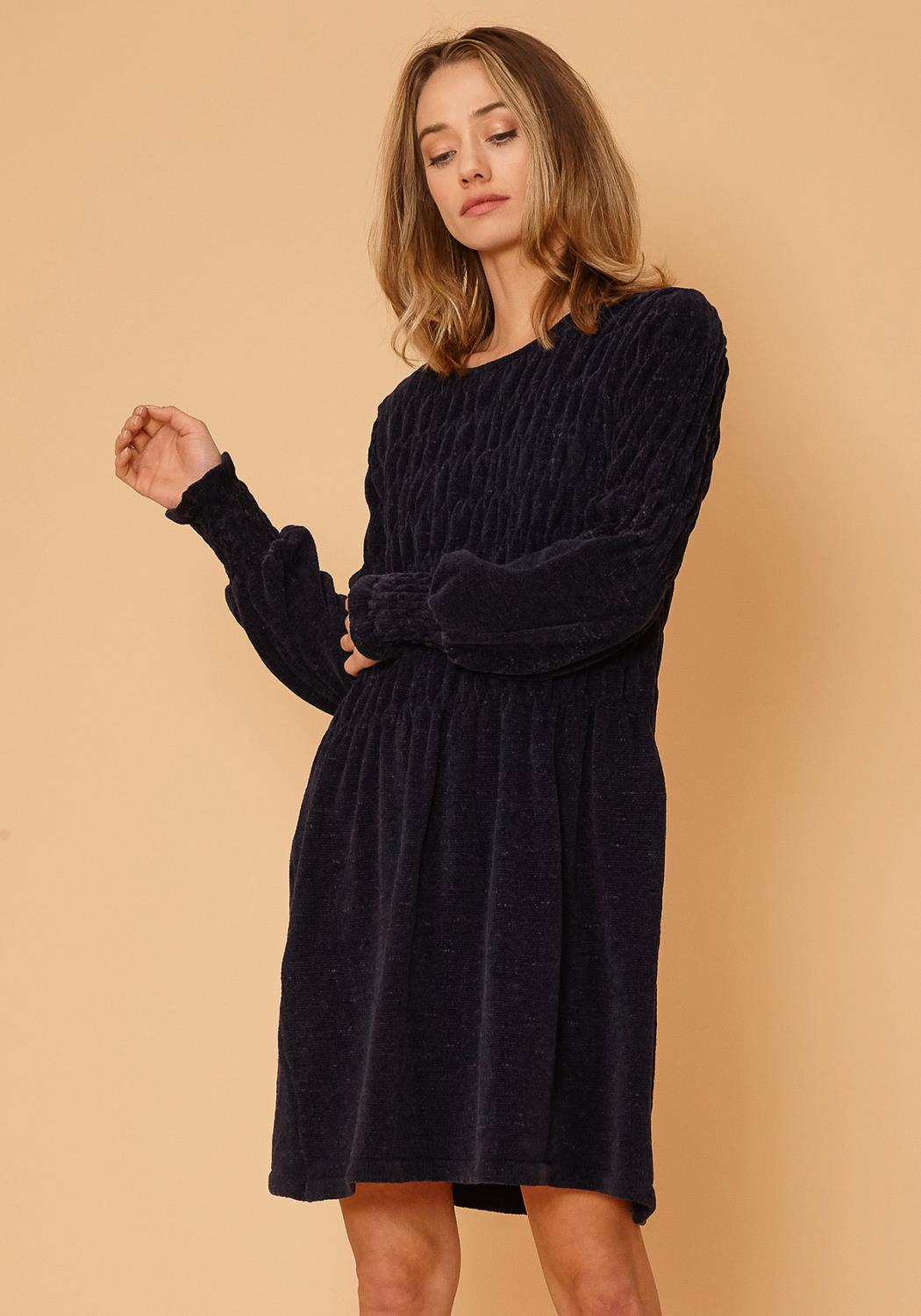 Nurode Midnight Sweater Dress