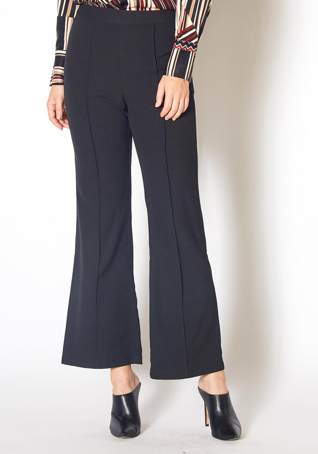 Pleione High Waist Flared Pants