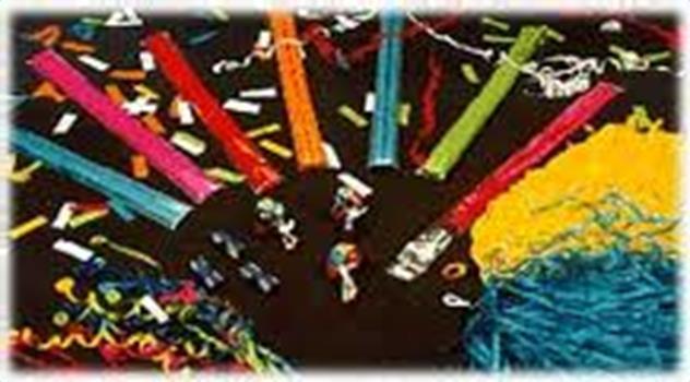 Kabuki Confetti & Streamers