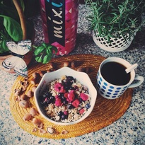 Healthy breakfast %282%29