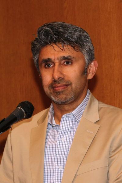 Dr. Muzammil Ahmed