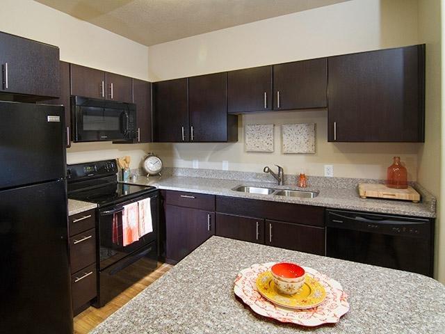 Kitchen | 644 City Station Salt Lake City, UT