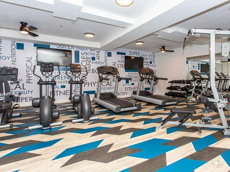 Fitness Center | 644 City Station