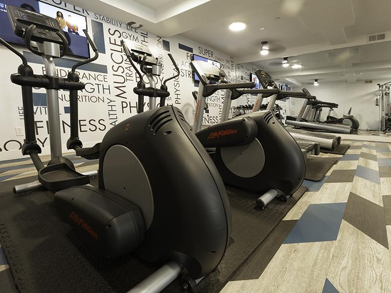 Fitness Center   644 City Station Apartments in Salt Lake City, UT