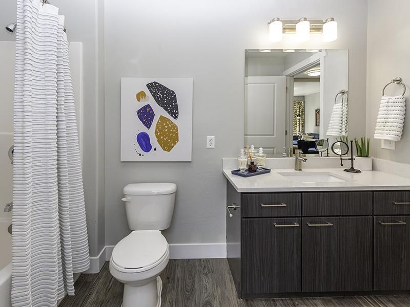 Bathroom   644 City Station Apartments in Salt Lake City, UT