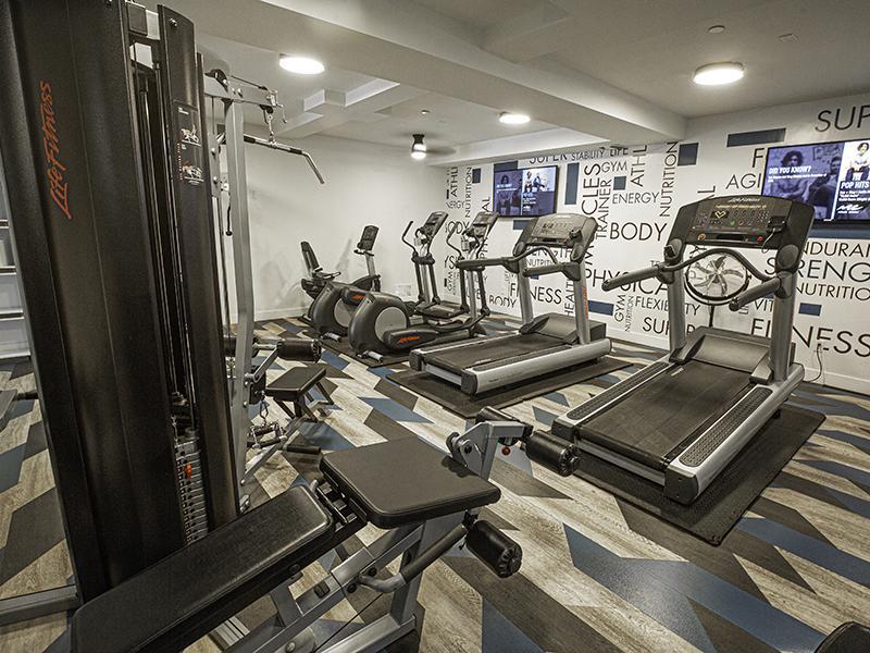 24 Hour Fitness Center   644 City Station Apartments in Salt Lake City, UT