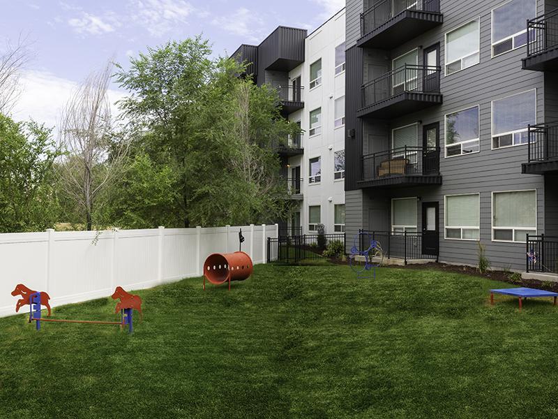 Bark Park   644 City Station Apartments in Salt Lake City, UT
