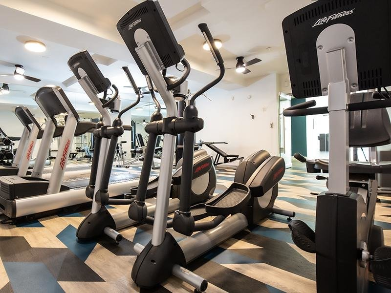 Fitness Center | 644 City Station