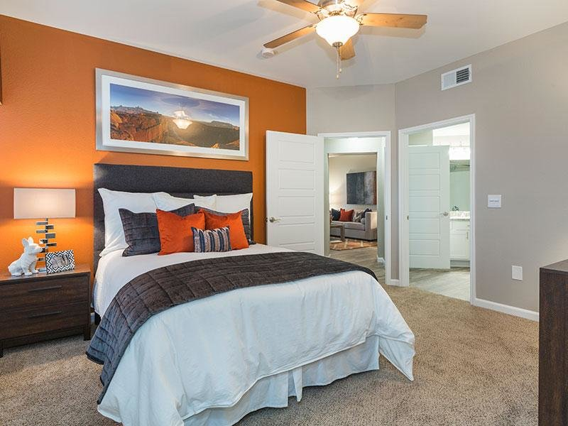 Bedroom | Apartments in Colorado Springs, CO