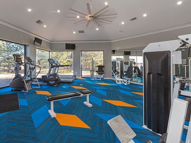 Apartments in Colorado Springs, CO with a Gym