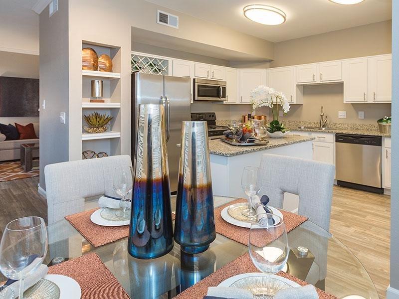 Dining Room | Apartments in Colorado Springs, CO