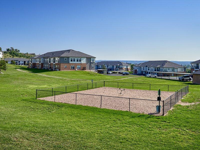 Bark Park | Retreat at Cheyenne Mountain Apartments