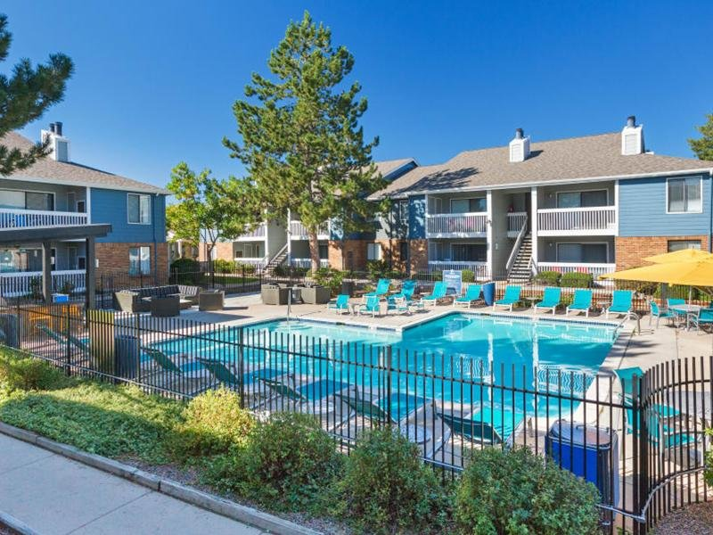 Apartments in Aurora, CO with a Pool | The Preserves at City Center Apartments in Aurora, CO