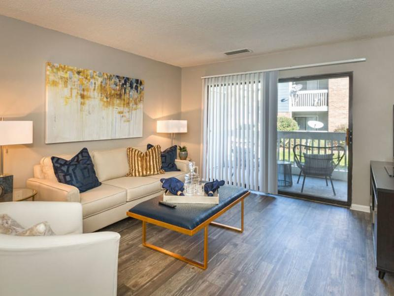 Front Room | The Preserve at City Center Apartments in Aurora CO